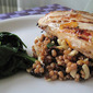 Part 2: Orange Glazed Chicken with Wheat Berry Salad