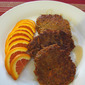 Sweet Potato Fritters