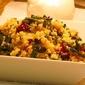 Kale, Cranberry & Quinoa Salad
