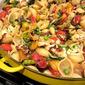 """Roasted Vegetable Pasta (""""Primavera""""!)"""
