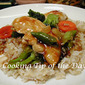 Recipe: Teriyaki Chicken and Vegetables Over Rice