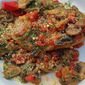 Chicken Giovanni Mushroom, Peppers and Wine Pomodoro Recipe