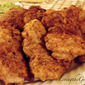 Fried Boneless Chicken Thighs!!