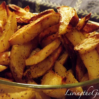 Oven Fries!!!