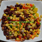 Canned Corn n Beans Salad