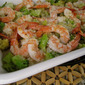 Lemony Shrimp and Broccoli