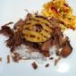 Hawaiian Kalua Pork with Apple Coleslaw