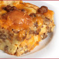 Jimmy Dean Sausage, Egg and Cheese Casserole