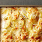 Four Cheese Scalloped Potatoes