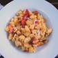 Truffled Lobster Mac 'n' Cheese with Crispy Pancetta