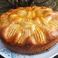 Grandma apple cake