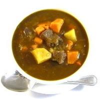 Skinny Irish Pub Beef Stew for St. Patrick's Day