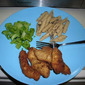 Homemade Chicken Tender
