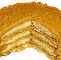 Dulce de Leche Cake Frosting