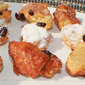 Crispelle Fritta for Carnevale, Doughnuts and St. Joseph's Day