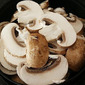 Crimini Mushroom in Asian Sauce