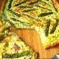 Happy Spring: BEST Asparagus Tart