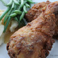 It is Okay to Double Dip....Best Ever Buttermilk Fried Chicken