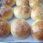 Homemade Sandwich Buns