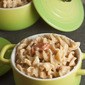 Stovetop Mac & Cheese with Stewed Tomato