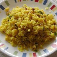 Potato Rice Flakes