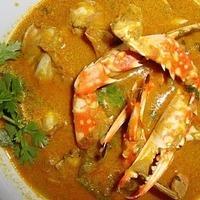 Crabs gravy (Kurle ambat)