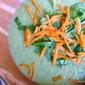 """""""Green Dream"""" Creamy Cabbage Soup"""