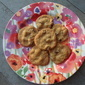 Buttered Rum Raisin Cookies