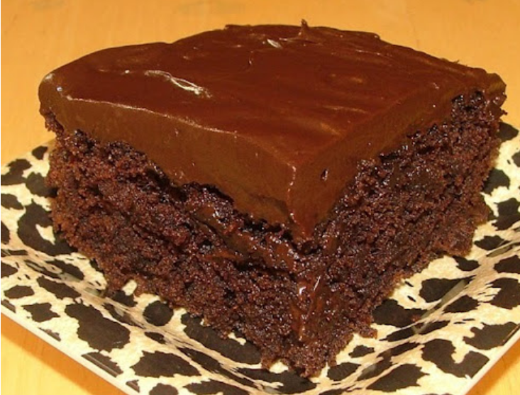 Good Food Recipes » Recipe For Yummy Chocolate Cake