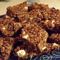 """Cocoa Krispies ~ """"Brownies""""!!!"""