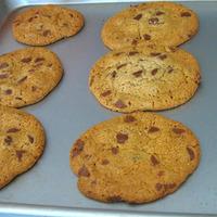Convenient Gluten Free Chocolate Chip Cookies