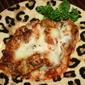 Crouton Chicken Parmesan