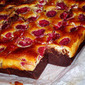 A Weekend Gourmet Flashback: Chocolate and Raspberry Cheesecake Brownies...
