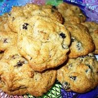 Nut Tree Drop Cookies