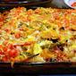 Loco Pollo Enchilada Casserole
