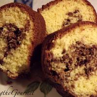 Easy Marble Bundt Cake Recipe!!!