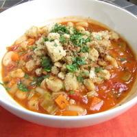 vegetable cassoulet