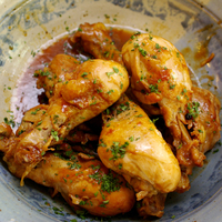 Adobo Chicken