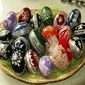 Egg Cups for Easter & Egg Pie