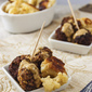 Nutty Swedish Meatballs