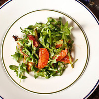 Caramelized Fennel Salad, The Sensible Side Of The Green Fairy