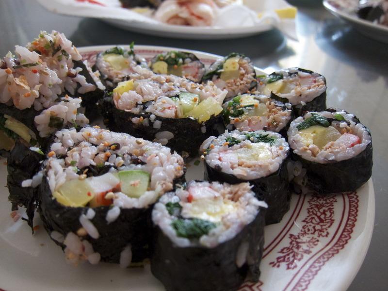 Korean Kimbap