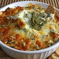 Artichoke Heart, Cheese and Basil Appetizer