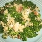 Parsnips and Kale Saute
