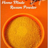 HOME MADE RASAM POWDER | RASA PODI | RASAM POWDER RECIPE