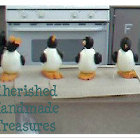 Easter Penguins