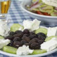 Mediterranean Mezze Buffet (Appetizers)