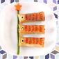 Koinobori Spring Rolls (Recipe) - Video Recipe