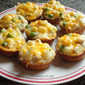Mini Chicken Potpies