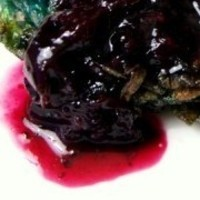 Blueberry Magnette for Meat